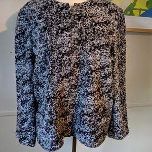 Ann Taylor sweater jacket